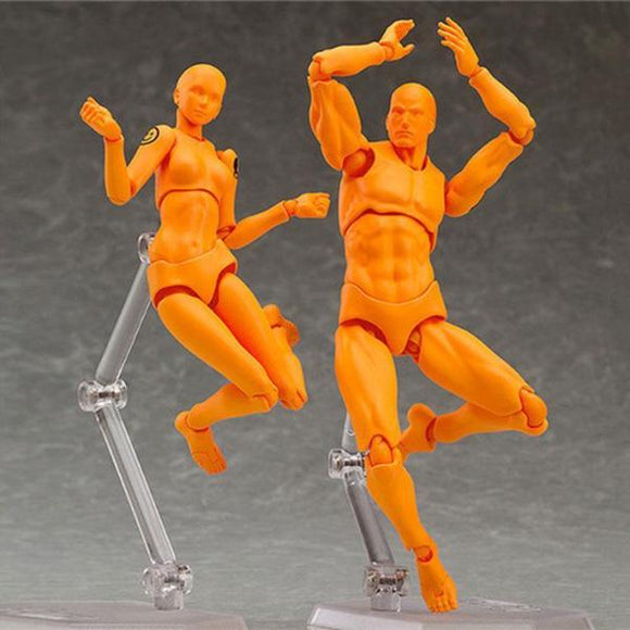 Figma™ Action Figure Model