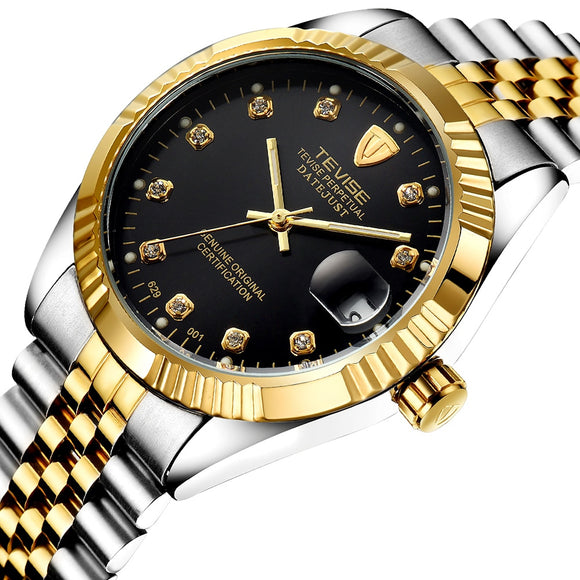 TEVISE Luxury Wristwatch