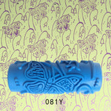 "5"" Rubber Printing Pattern Roller"
