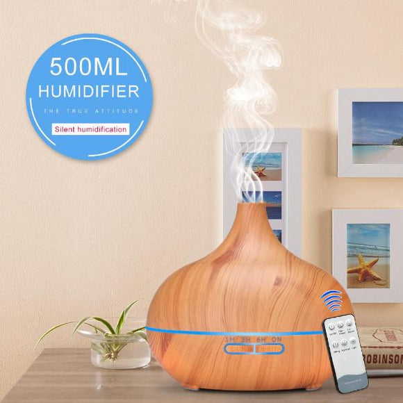 Cool Mist Aroma Diffuser