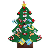 Awe-inspiring 3D DIY Felt Christmas Tree