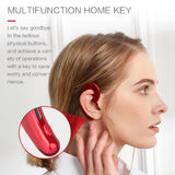 K8 Bone Conduction Earhook Bluetooth Earphone