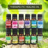 Therapeutic Healing Oil (All Natural)