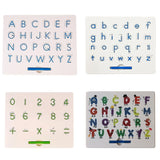 Children Magnetic Alphabet Learner and Writing Board