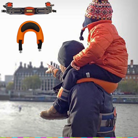 Ergonomic Hands Free Toddler Shoulder Carrier