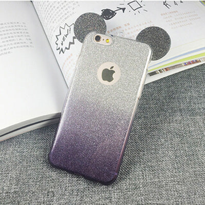 new concept 5aac3 a65d0 3D Mickey Mouse Ears Case for iPhone