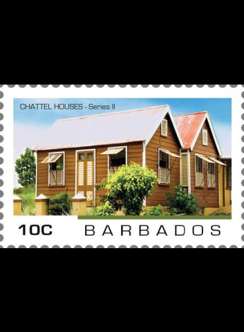 Chattell House 4v 8/7/19 Barbados