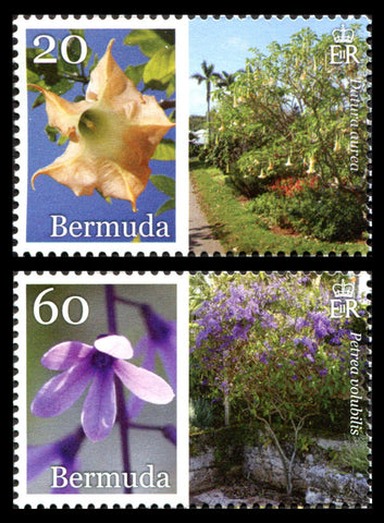 Bermuda in Bloom Pt.III 6 value set 18/8/16