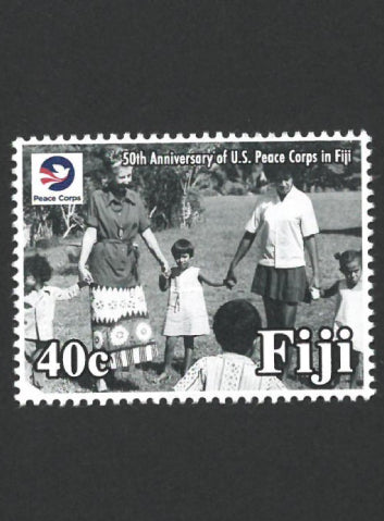 50yrs of Peace Corps in Fiji 4v 28/3/18
