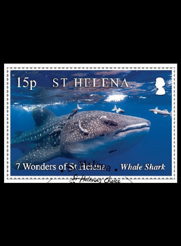 Seven Wonders of St.Helena 7 Value Set First Day Cover 1/2/20