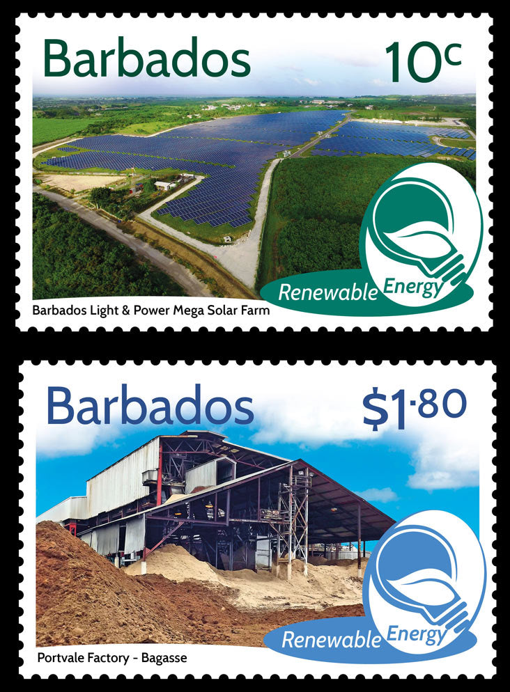 Barbados Renewable Energy 4 value set  6/11/17