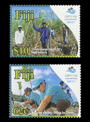 Fiji COP23 Fiji 4 value set