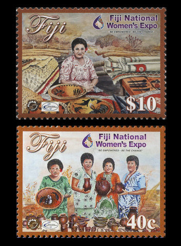 Fiji National Womens Expo 4 Value Set