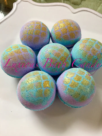 Fragrant Bath Bombs