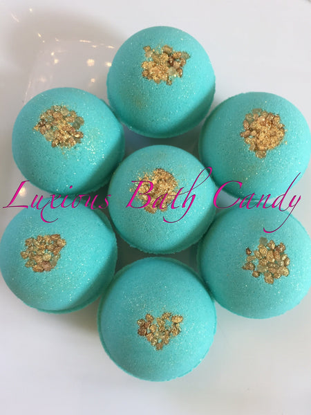 Eucalyptus Energizing Bath Bombs
