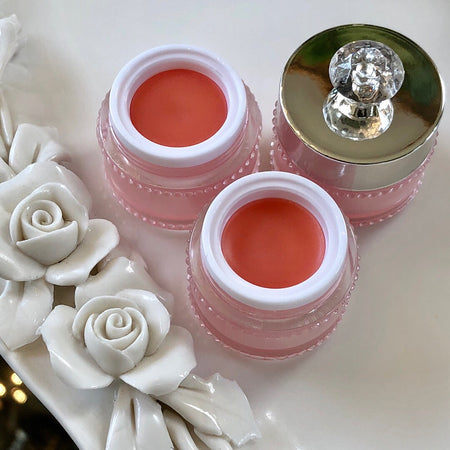 Pink Frosting Lip Balms