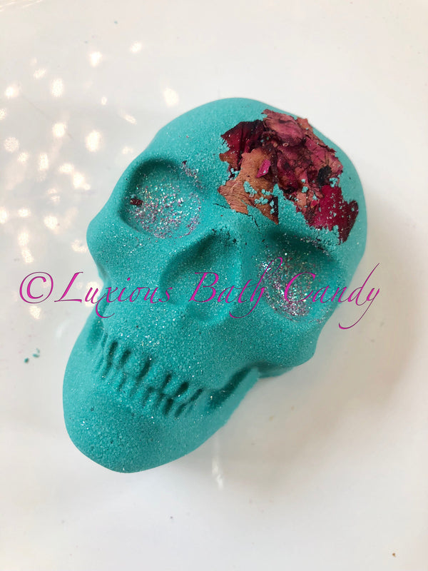 Black Orchid & Sea Mist Bath Bombs