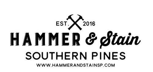 Hammer & Stain Southern Pines