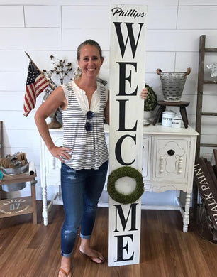 7/14/2019 (1pm) Wreath Signs Workshop (Southern Pines)