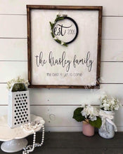 12/21/2018 (6:30pm) Framed Sign Workshop (Southern Pines)