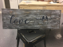 08/11/2020 (6:30PM) Two Board Plank Sign Workshop (Southern Pines)