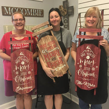 7/21/2019 (1pm) Christmas In July #3 Workshop (Southern Pines)