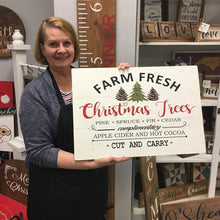 12/02/2020 (6:30PM) Winter Three Board Sign Workshop (Southern Pines)