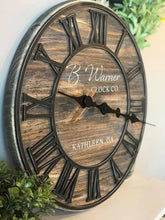 "7/27/2019 (6pm) 24"" Wooden Clock Workshop (Southern Pines)"