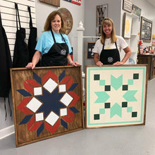 08/08/2020 (10AM) Barn Quilt Workshop (Southern Pines)