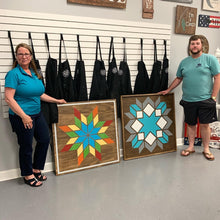 02/16/2020 (1pm) Barn Quilt Workshop (Southern Pines)