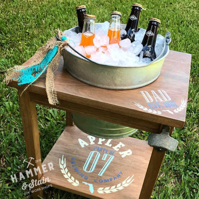 6/09/2018 (6:30pm) Bucket Table Workshop (Southern Pines)