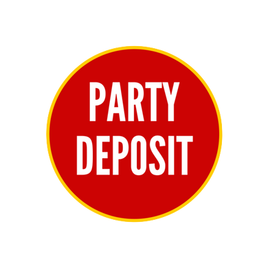 10/25/2020 Woods Private Party Deposit