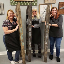 11/07/2020 (6PM) Decorative Ladder Workshop (Southern Pines)
