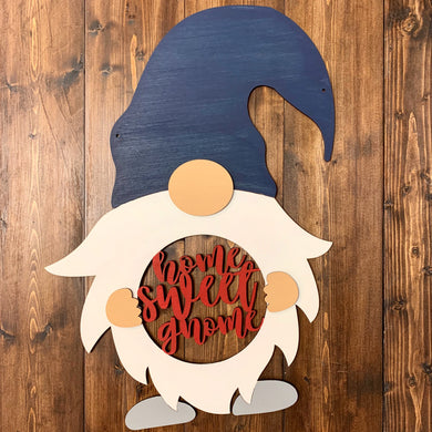 02/09/2020 (1pm) Gnome Doorhanger Workshop (Southern Pines)