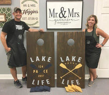 08/16/2020 (4PM) Cornhole Board Workshop (Southern Pines)