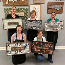 03/07/2020 (6pm) Prints & Patterns Workshop (Southern Pines)