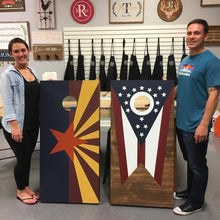 11/01/2020 (4PM) Cornhole Board Workshop (Southern Pines)