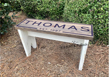 12/05/2020 (6PM) Rustic Porch Bench Workshop (Southern Pines)