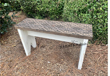 10/23/2020 (6:30PM) Rustic Porch Bench Workshop (Southern Pines)