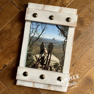 01/31/2020 (6:30pm) Sliding Picture Frame Workshop (Southern Pines)
