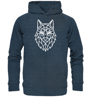 Hoodies & Sweatshirts - Hoodie - Alpha-Spirit (White) - Glasmates
