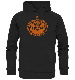 Hoodies & Sweatshirts - Hoodie - Jack O'Spirit (Orange) - Glasmates