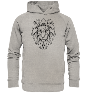 Hoodies & Sweatshirts - Léos-Hoodie - Organic Hooded Sweat - Glasmates
