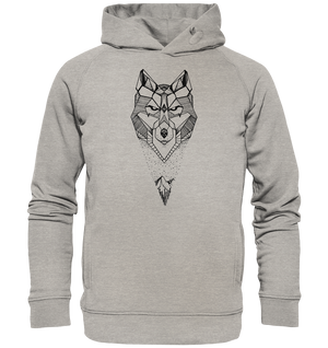 Hoodies & Sweatshirts - Alpha-Hoodie - Organic Hooded Sweat - Glasmates