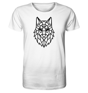 Unisex-Shirts - T-Shirt - Alpha-Spirit (Black) - Glasmates