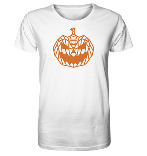 Unisex-Shirts - T-Shirt - Jack O'Spirit (Orange) - Glasmates