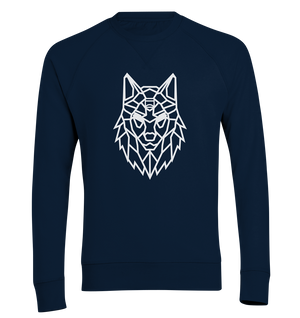Hoodies & Sweatshirts - Sweatshirt - Alpha-Spirit (White) - Glasmates