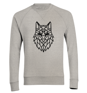Hoodies & Sweatshirts - Sweatshirt - Alpha-Spirit (Black) - Glasmates