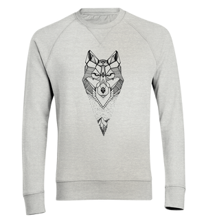 Hoodies & Sweatshirts - Alpha-Sleeve - Organic Sweatshirt - Glasmates