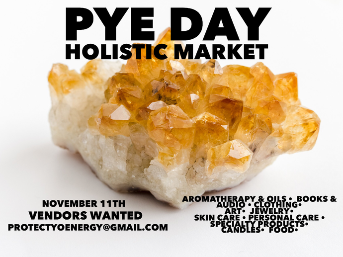 VENDORS WANTED-PYE DAY 2018